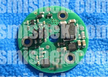 intelligent led driver buck 15W